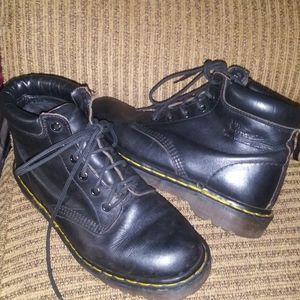 Doc Martens Size UK 9  Black Boots